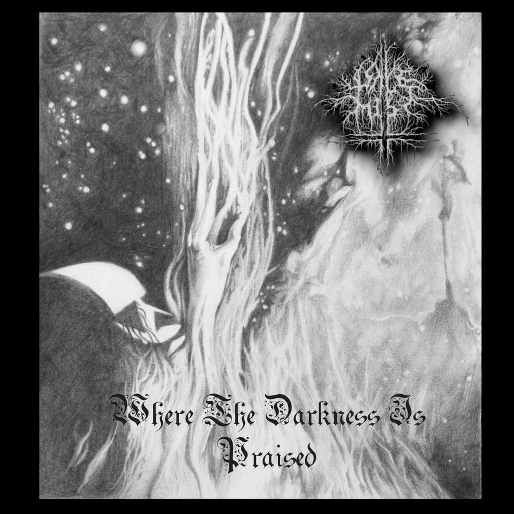 Pale Mist - Where the Darkness is Praised (CD)