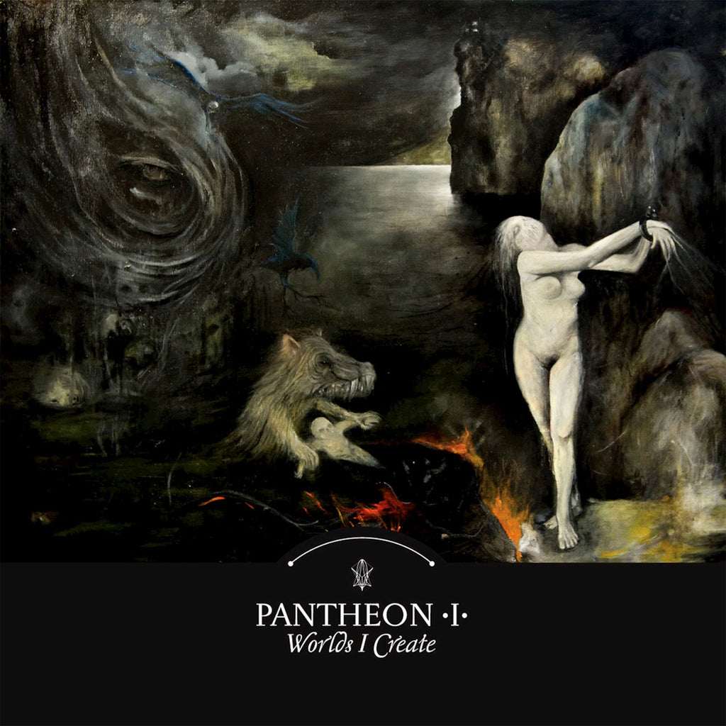 Pantheon I - Worlds I Create (CD)