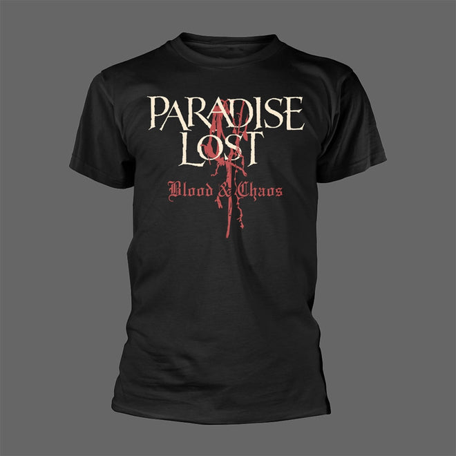 Paradise Lost - Blood and Chaos (T-Shirt)