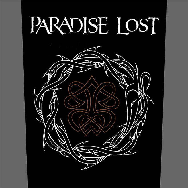 Paradise Lost - Crown of Thorns (Backpatch)