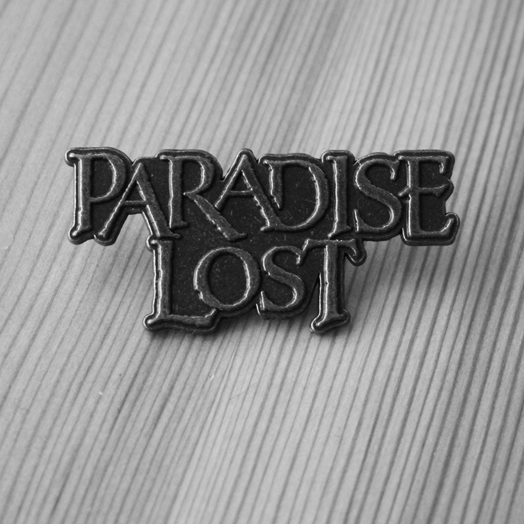 Paradise Lost - Logo (Metal Pin)