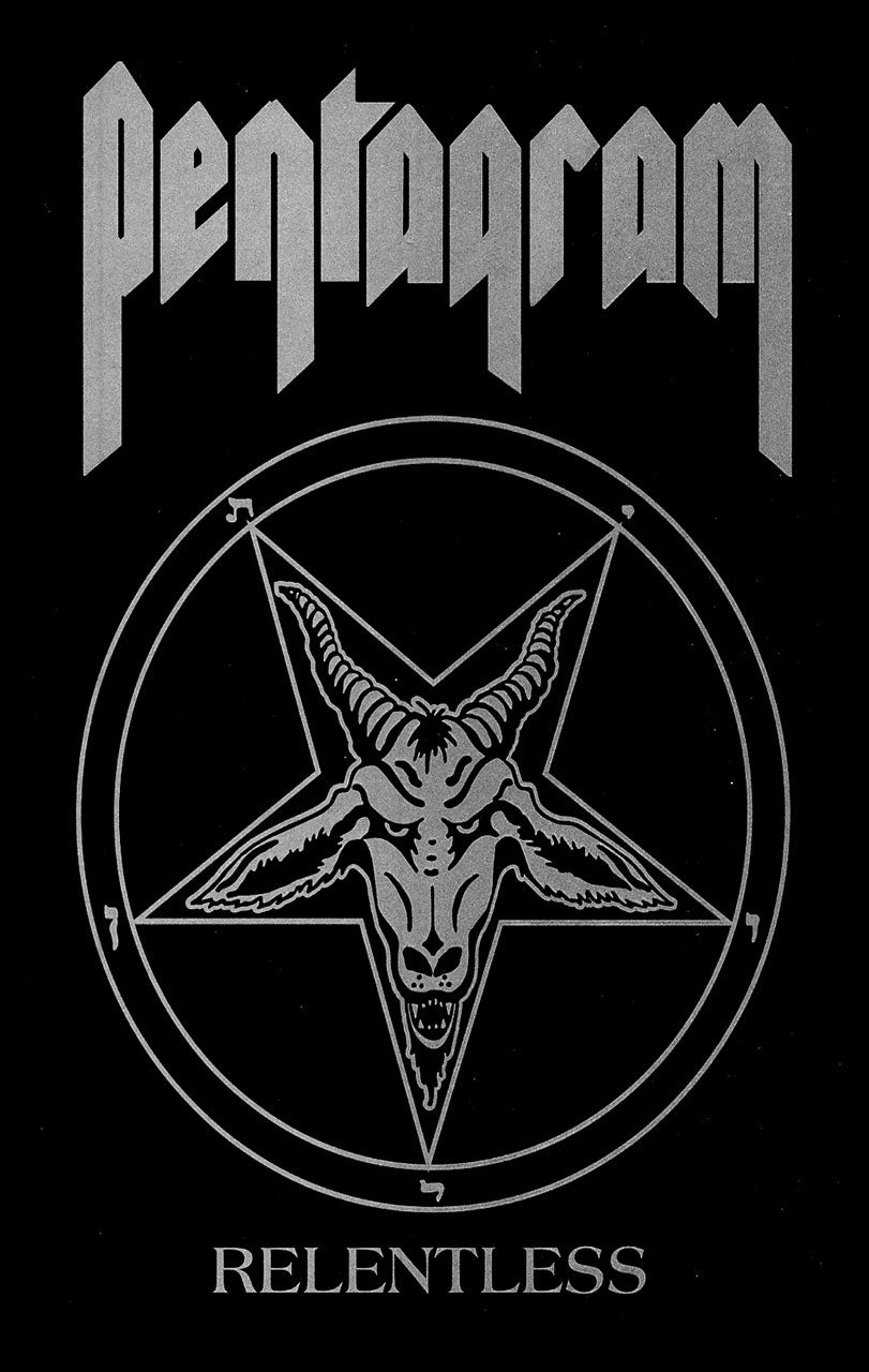 Pentagram - Relentless (2015 Reissue) (Cassette)