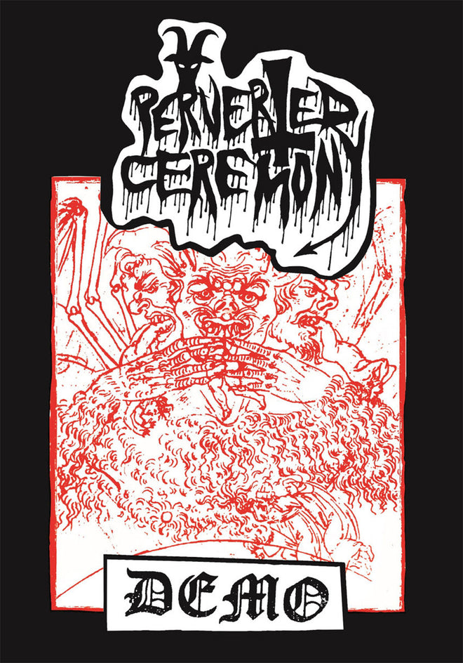 Perverted Ceremony - Demo 1 (Cassette)