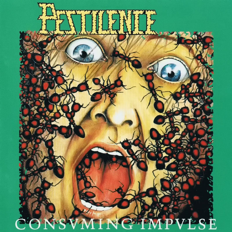 Pestilence - Consuming Impulse (CD)