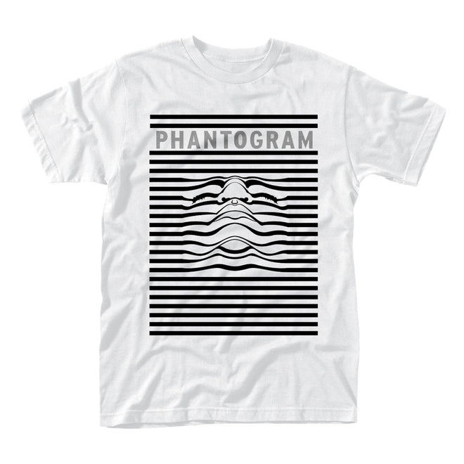 Phantogram - Logo & Face (T-Shirt)