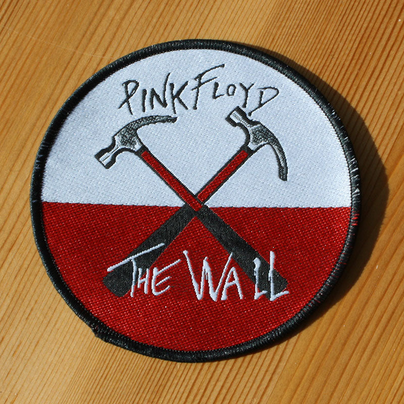 Pink Floyd - The Wall Hammers (Woven Patch)
