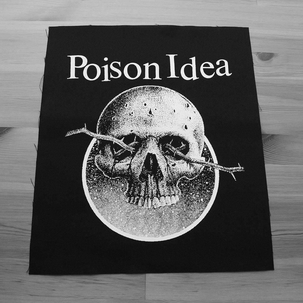 Poison Idea - Official Bootleg (Backpatch)
