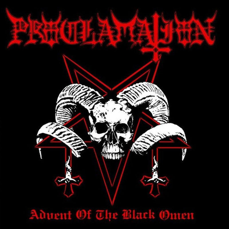 Proclamation - Advent of the Black Omen (CD)