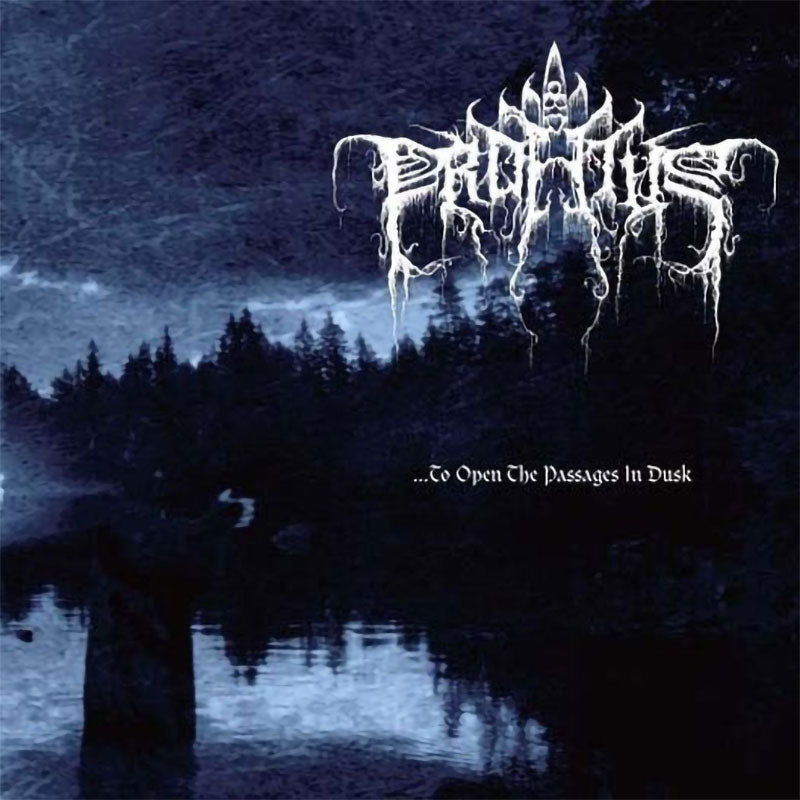 Profetus - ...to Open the Passages in Dusk (Digipak CD)