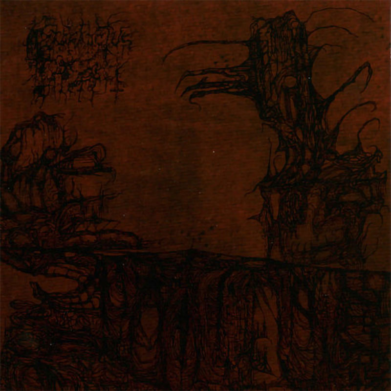 Prosanctus Inferi - Red Streams of Flesh (LP)