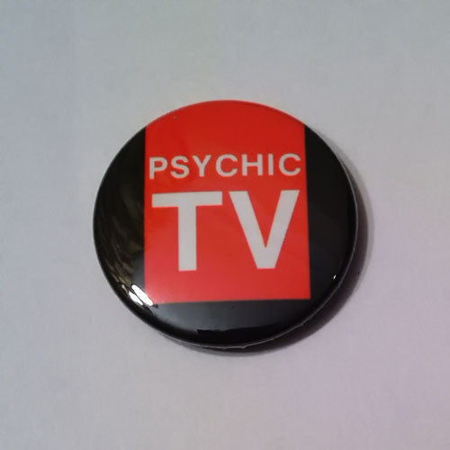 Psychic TV - Logo (Badge)