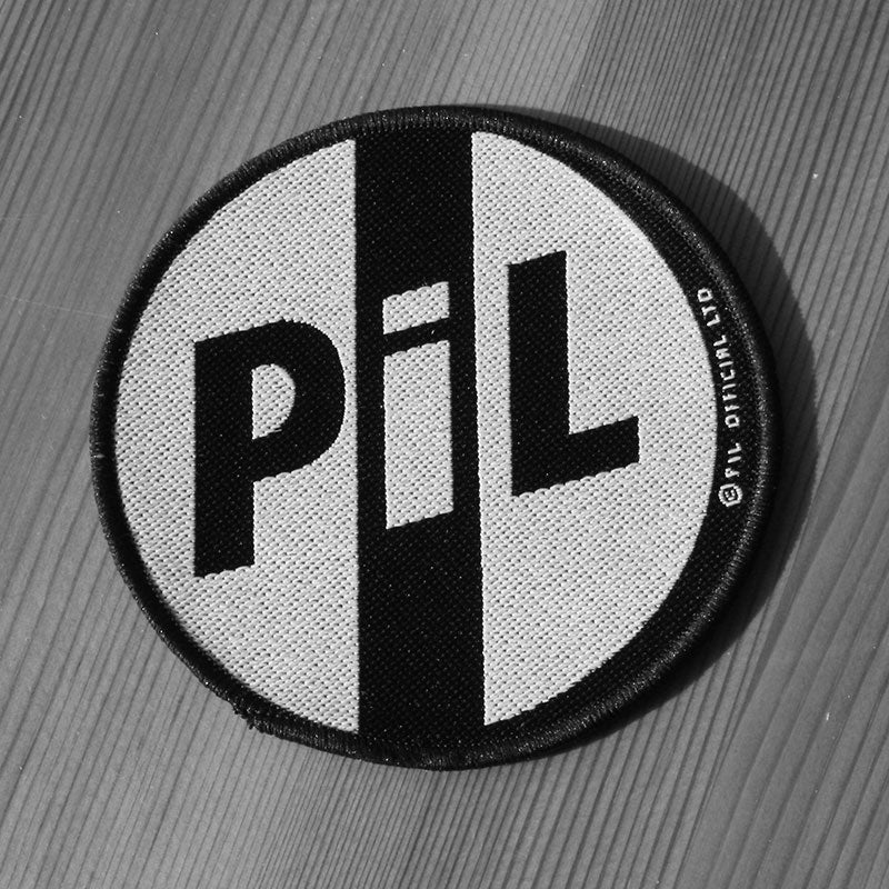 Public Image Ltd - Logo (Woven Patch)