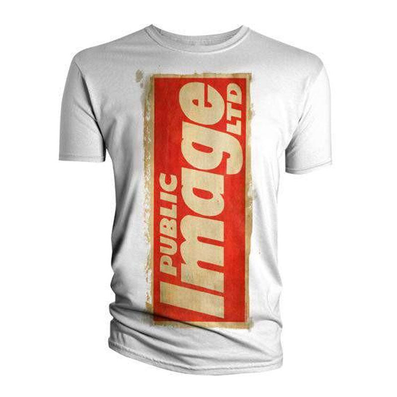 Public Image Ltd - News Logo / 2009 Tour (T-Shirt)