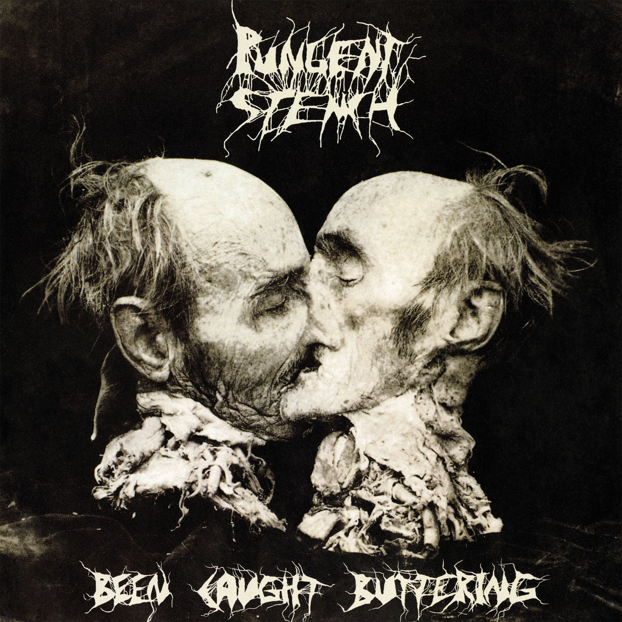 Pungent Stench - Been Caught Buttering (2018 Reissue) (Grey Edition) (LP)