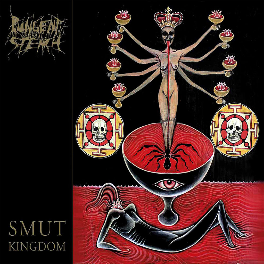 Pungent Stench - Smut Kingdom (Clear Edition) (LP)