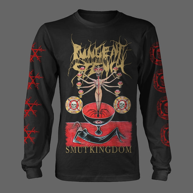 Pungent Stench - Smut Kingdom Cover (Long Sleeve T-Shirt)