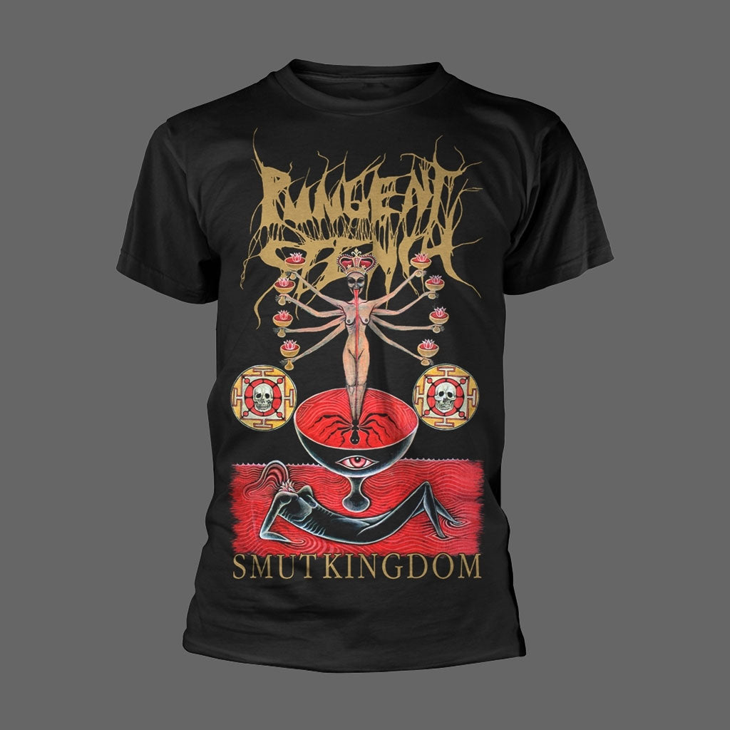 Pungent Stench - Smut Kingdom Cover (T-Shirt)