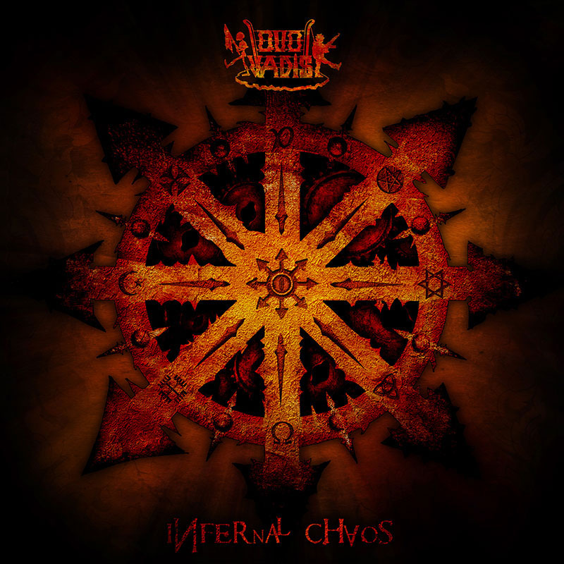 Quo Vadis - Infernal Chaos (Digipak CD)