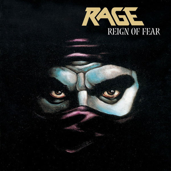 Rage - Reign of Fear (2002 Reissue) (CD)