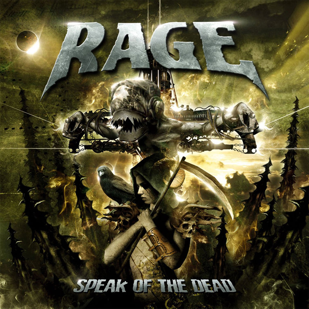Rage - Speak of the Dead (Digipak CD)