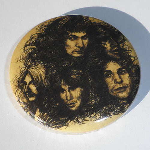 Rainbow - Long Live Rock 'n' Roll (Badge)