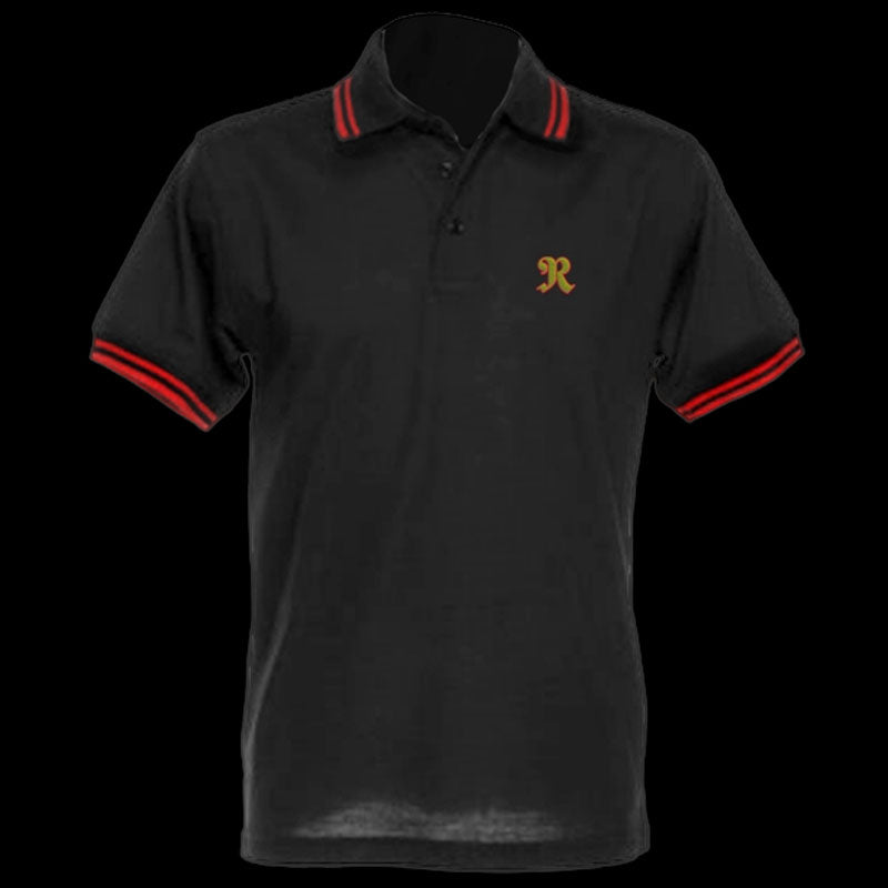 Rainbow - R Logo (Polo Shirt)