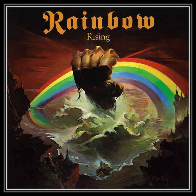 Rainbow - Rising (CD)