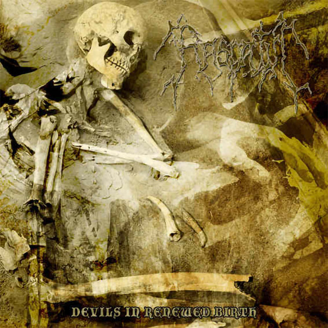 Raspatul - Devils in Renewed Birth (CD)