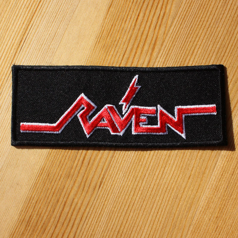 Raven - Logo (Embroidered Patch)