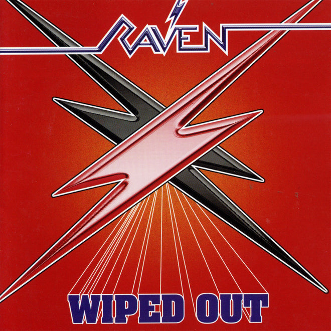 Raven - Wiped Out (2018 Reissue) (Digipak CD)
