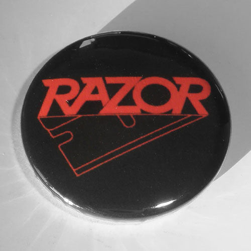Razor - Red Logo (Badge)