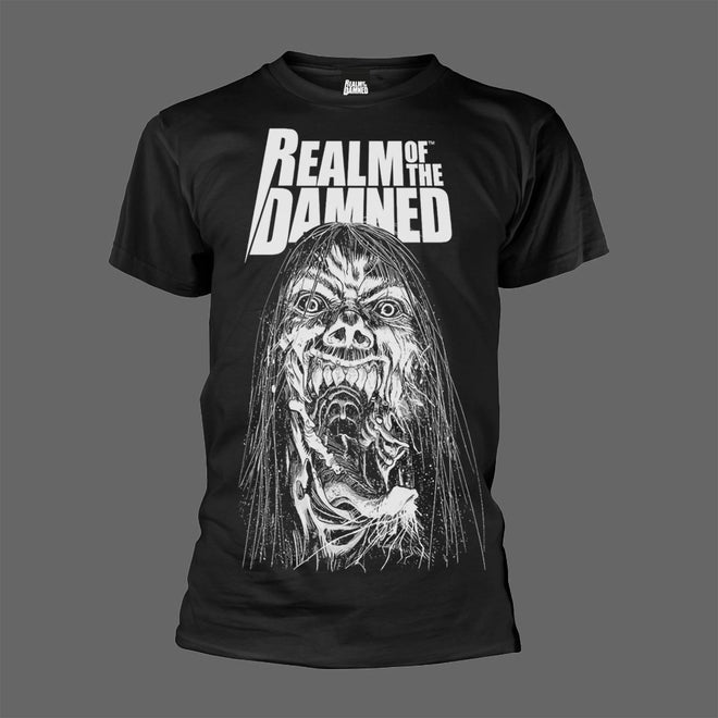 Realm of the Damned Logo & Balaur (T-Shirt)