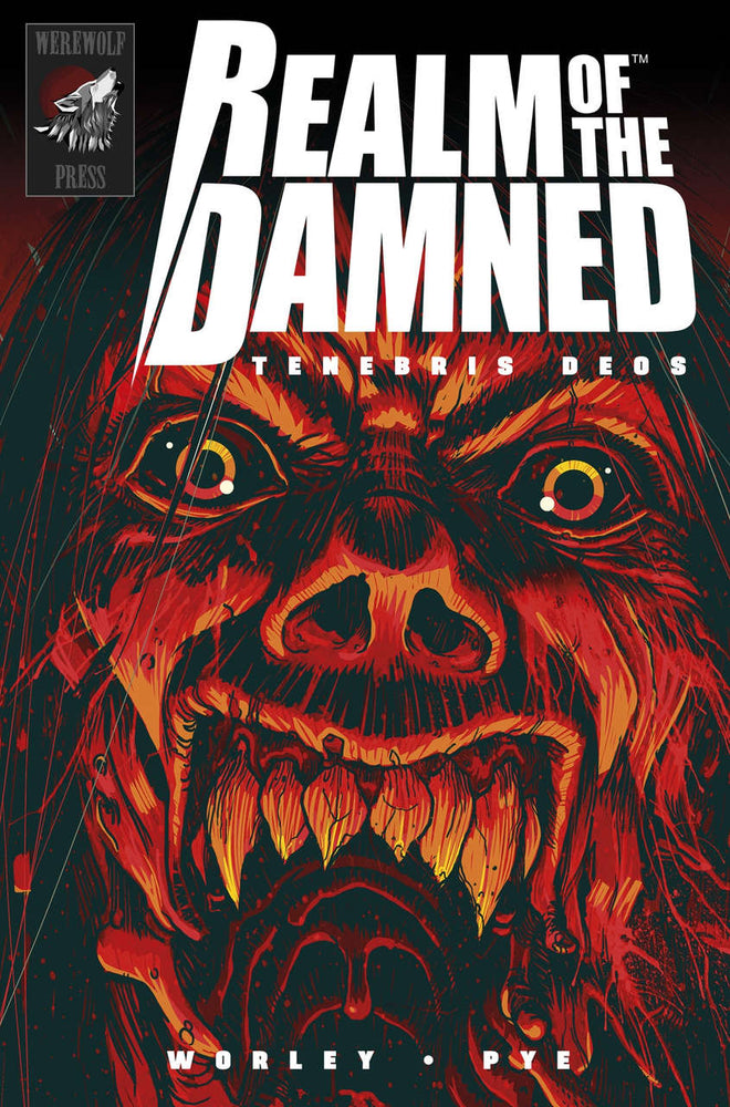 Realm of the Damned: Tenebris Deos (Hardcover Book)