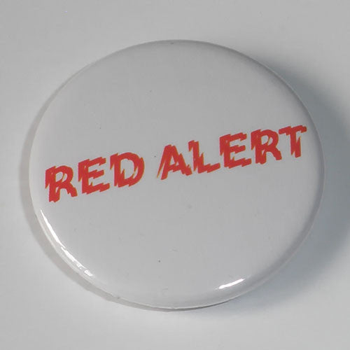 Red Alert - Red Logo (Badge)