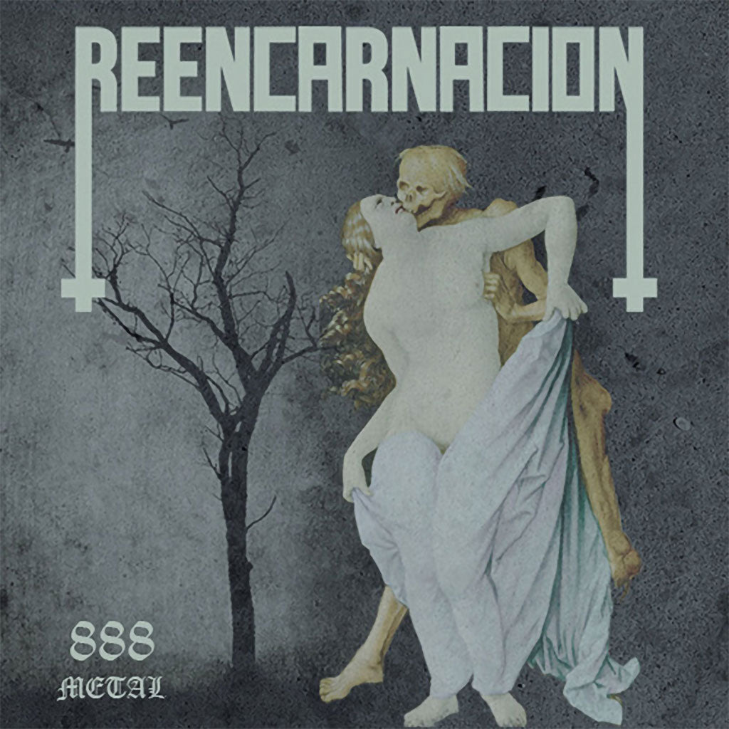 Reencarnacion - 888 Metal (2011 Reissue) (CD)