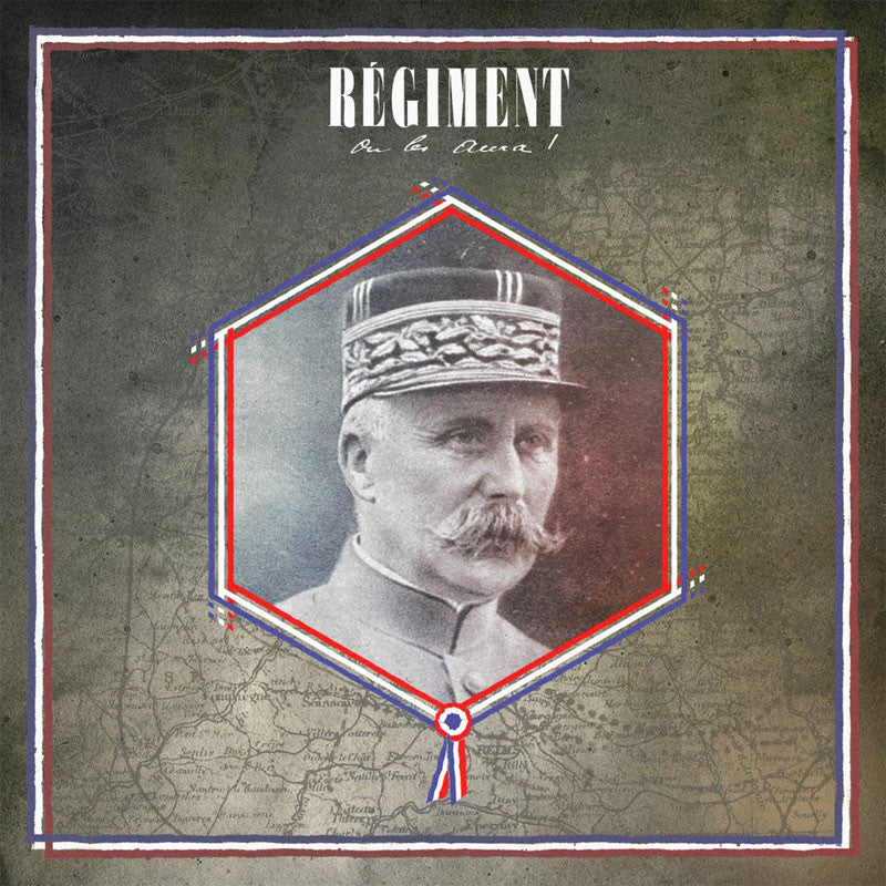 Regiment - On les aura (CD)