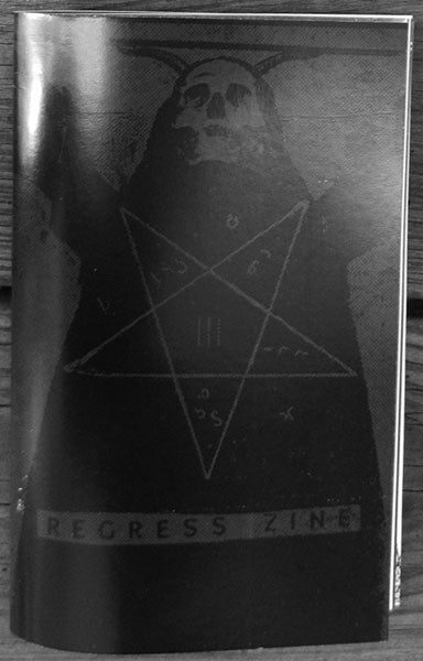 Regress - Issue 3 (Zine)