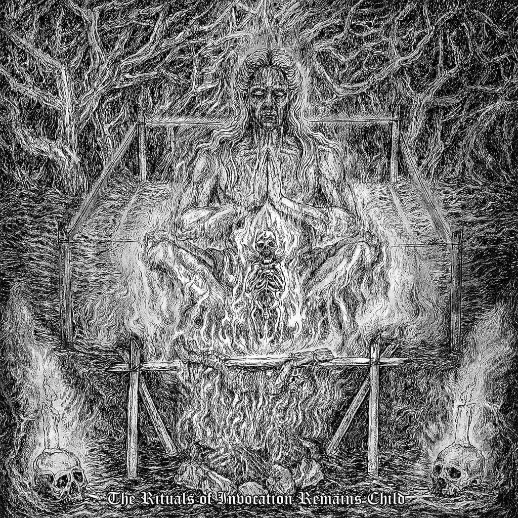 Religion Malediction - The Rituals of Invocation Remains Child (CD)