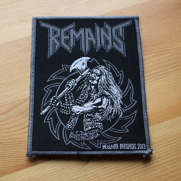 Remains Demo 2 Woven Patch