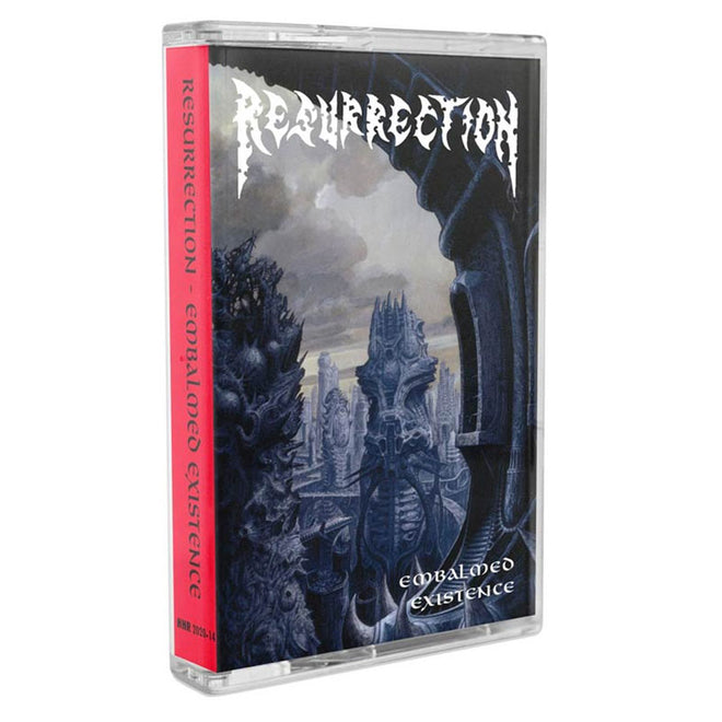 Resurrection - Embalmed Existence (2020 Reissue) (Cassette)