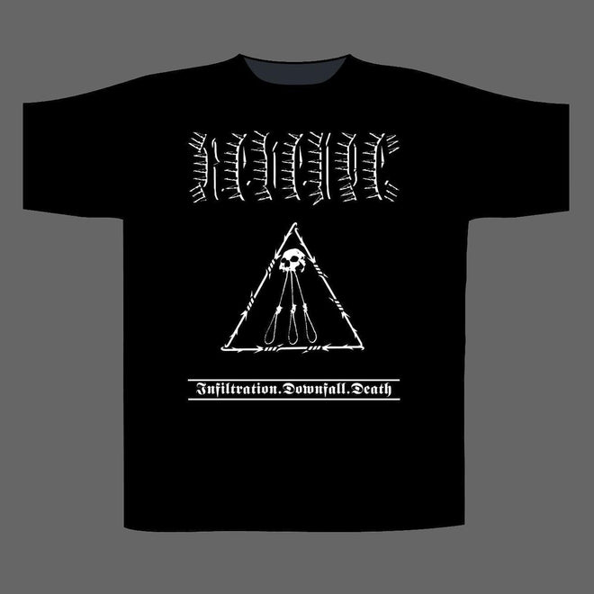 Revenge - Infiltration Downfall Death (T-Shirt)