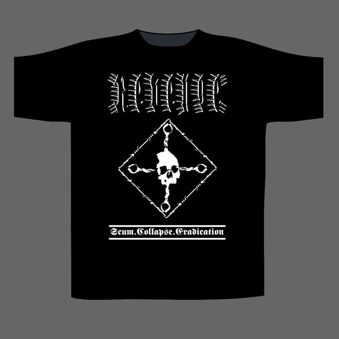 Revenge - Scum Collapse Eradication (T-Shirt)