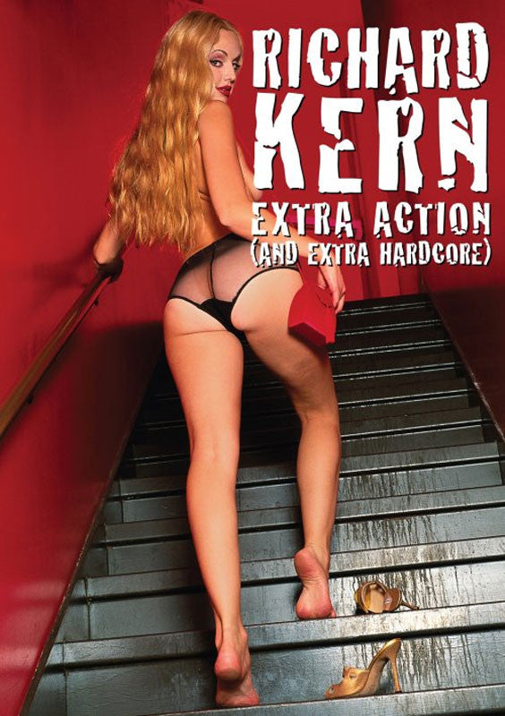 Richard Kern: Extra Action (and Extra Hardcore) (DVD)