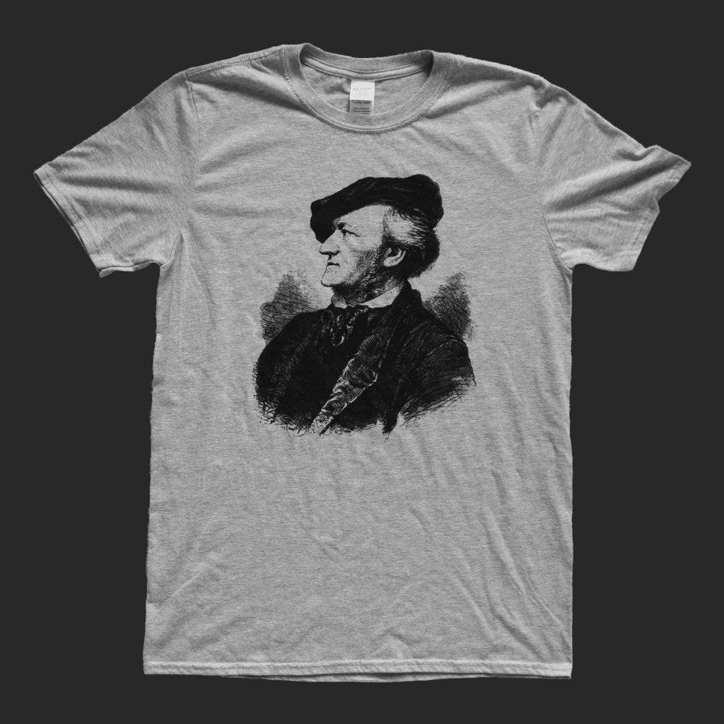 Wagner - 1876 Portrait (Women's T-Shirt)