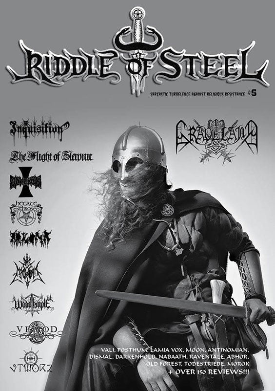 Riddle of Steel - Issue 6 (Zine)
