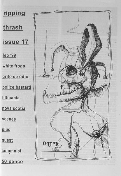 Ripping Thrash - Issue 17 (Zine)