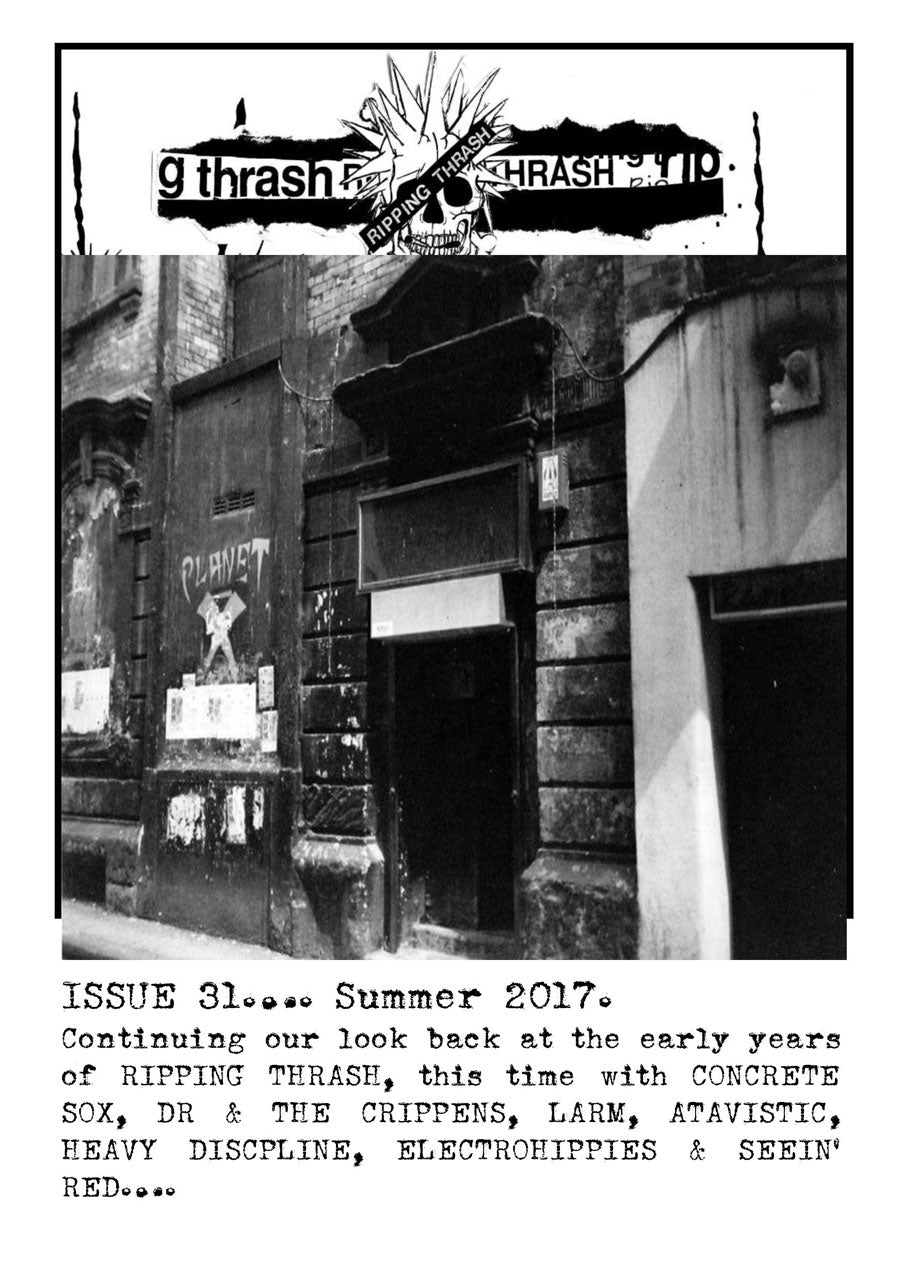 Ripping Thrash - Issue 31 (Zine)
