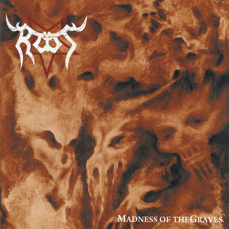 Root - Madness of the Graves (2016 Reissue) (CD)