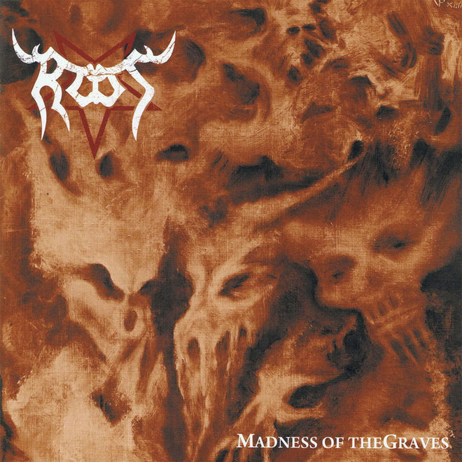Root - Madness of the Graves (2016 Reissue) (LP)