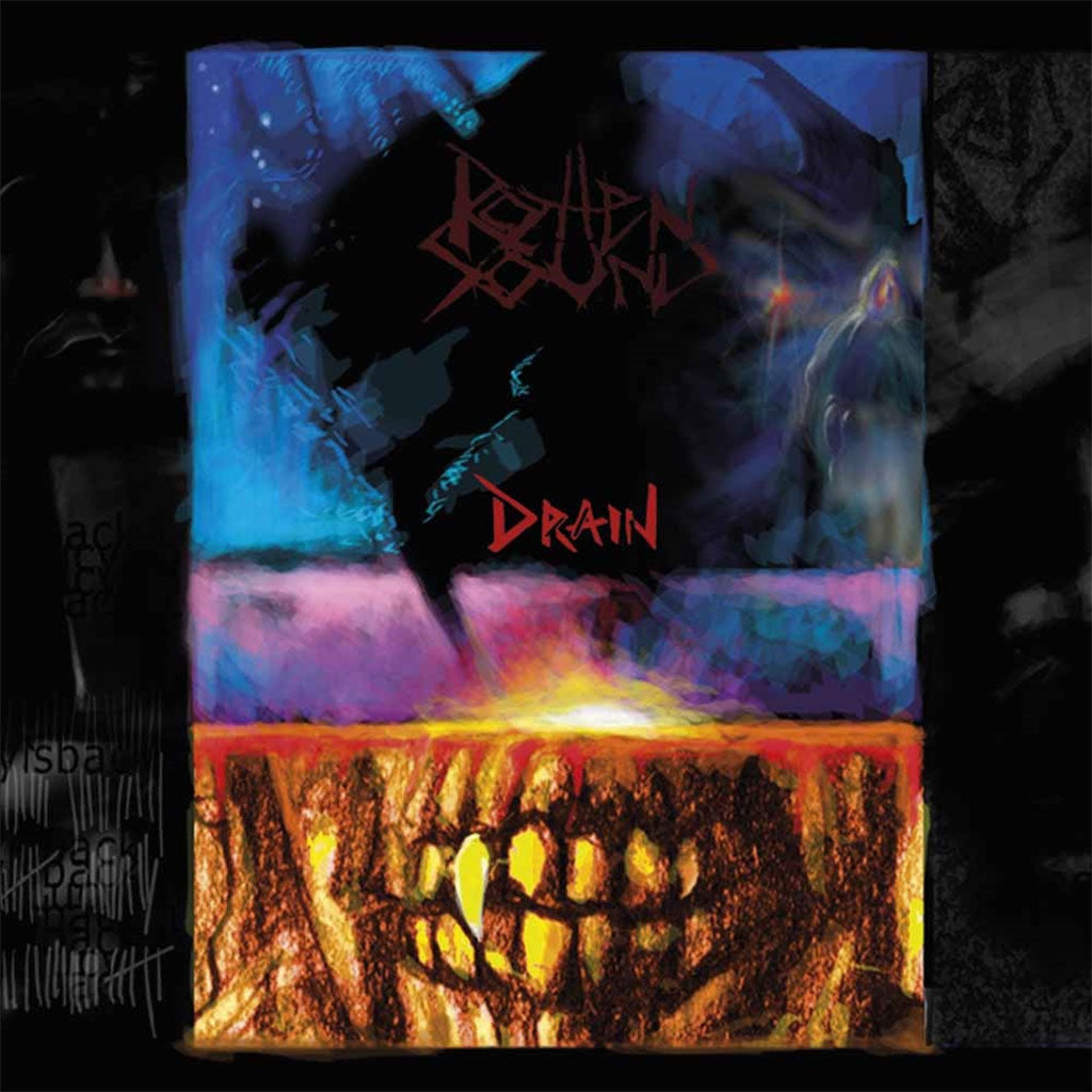 Rotten Sound - Drain (2016 Reissue) (Digipak CD)